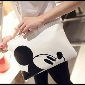 Mickey Mouse Messenger Bag